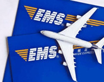 Fast International Mail Shipping by DHL or EMS. ADD your Telephone Number to Order, please