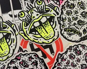 Parky Doodles Sticker pack