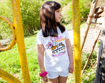Cotton Antimosquito T-shirt size 9-11 years