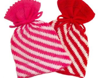 Lolly Hat digital knitting pattern