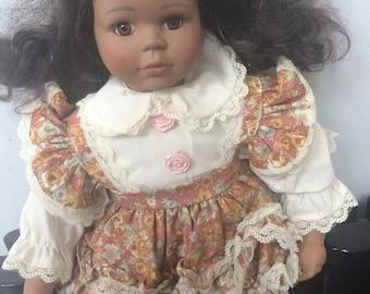 Haunted spirit doll