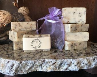Goat's Milk, Lavender Scent Handmade Soap