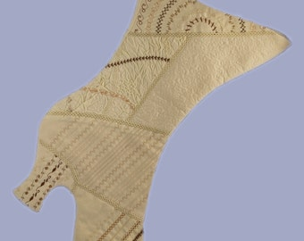 Christmas Stocking - Victorian Boot