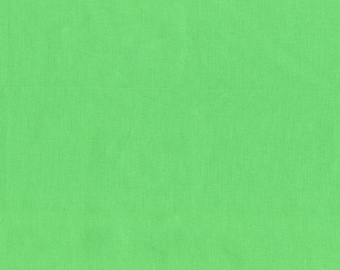 Green Solid Fabric - Cotton Couture - Complements Menagerie by Michael Miller SC5333 Pastille Sea Green - Priced by the 1/2 yard