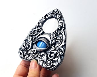The Oculus Planchette - Ouija Planchette - Ouija board - Resin Planchette - Ouiji - Gothic Gifts - Witchcraft - Altar Kit - Ouijaboard