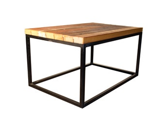 Modern Reclaimed Coffee Table