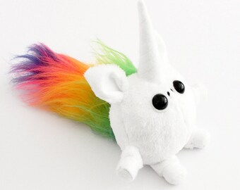 rainbow unicorn toy, handmade toy, unicorn plush, soft toy, unicorn gift, stuffed unicorn, unicorn doll, kawaii unicorn, unicorn birthday
