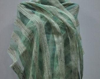 Vintage SILK scarf ....(681)