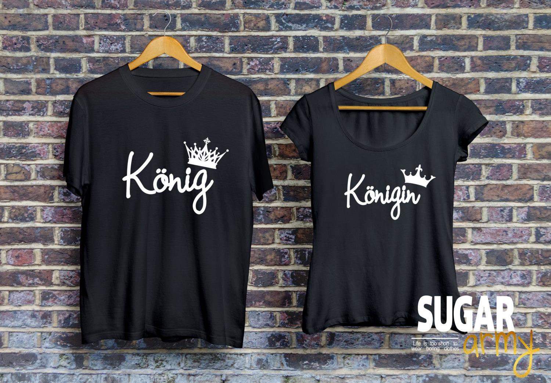 T Shirt Für Paare