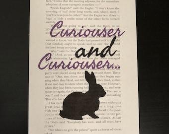 Curiouser and Curiouser...