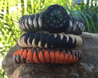 Snake Knot Paracord Bracelet/Anklet