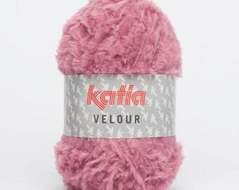 Ball of Katia 69 Velvet