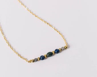 Vishuddha Bar Necklace MarkVII2k17
