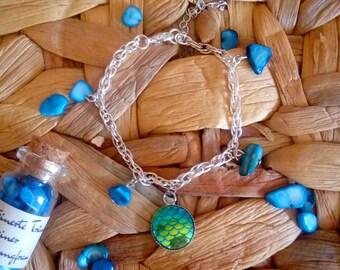 Armband inspiriert von the little mermaid