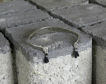 Silver Cuff Bracelet, Blank Stacking Bangles, Adjustable Open Cuff, Thin Silver Cuff, Minimal Cuff Bracelet, Blank Silver Cuff Bracelet