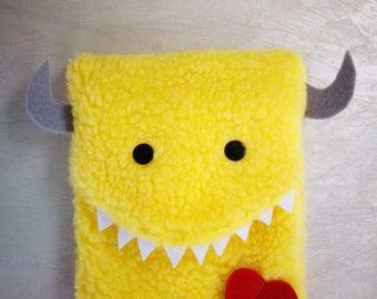 Soul comforter, gift, monster cuddle, gift, children, birthday, Christmas, heart, naughty gift