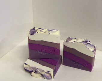 VooDoo Berry Soap / Artisan Soap / Handmade Soap / Soap / Cold Process Soap