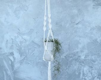 Macrame Plant Hanger * Macrame decor * Large Macrame Holder * Macrame Plant Holder * Hygge Home * Hygge Decor * Boho Decor
