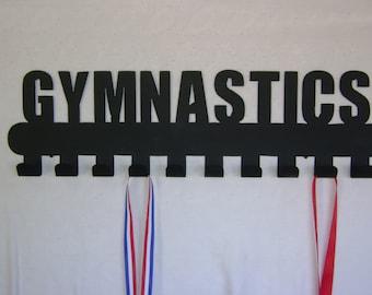 Gymnastics Medal Display hooks