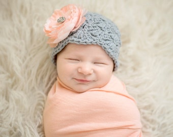 baby girl hat, newborn girl hat, hospital hat, newborn girl, baby girl, baby girl hat, girls hat, girls hospital hat, baby girl winter hat