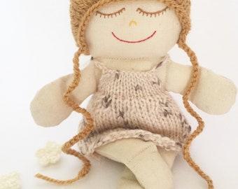 NEW Newborn doll. Handmade