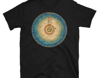 Le Sphere du Monde Geocentric T-Shirt