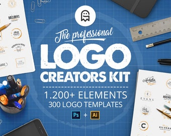 The Professional Logo Creators Kit