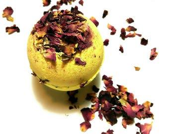 Passion Rose Bath Bomb