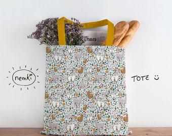 Llama Bag, Llama Book Bag, Cool Llama Bag, Cute Llama Bag, Llama Tote, Pretty Llama Bag, Llama Pattern, Llama Design Bag, Llama Work Gift