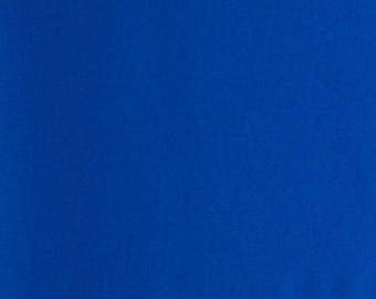 Jacobine - Plain fabric with a beautiful blue - 100% cotton
