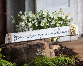 you are my sunshine sign, you are my sunshine, little box signs, sunshine, gift