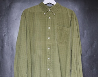 Mens Cordaroy Shirt