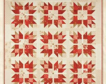 Quilt Pattern Schnibbles - Jersey Girl by Miss Rosie's Quilt Co.