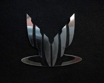 Spectre pin badge