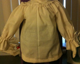 Toddler Peasant Top/Dress, Chemise 6 months- 4T 100% Cotton Muslin made to order