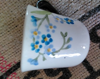 Franciscan Forget  Me Not Coffee Cups (5)