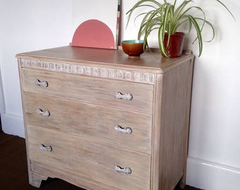 Beautiful refurbished chest of drawers