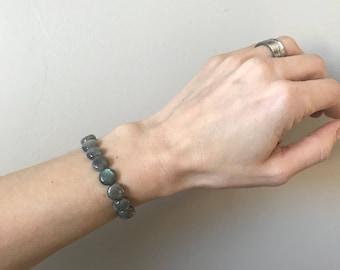 Labradorite acupressure bracelet