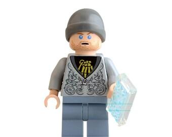 Jesse Pinkman Breaking Bad Custom Minifigure 100% Lego Compatible!