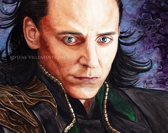 Loki Prints