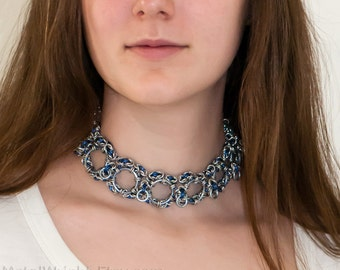 Byzantine necklace, collar or choker