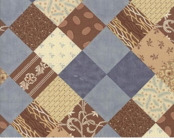 Compassion Chambray 46250 15, collections for a cause, by Howard Marcus for moda fabrics