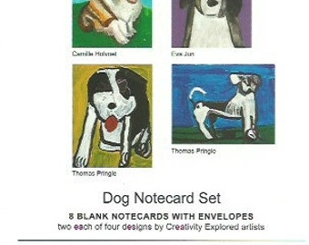 Dog Card Set