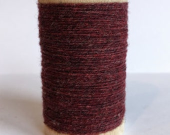 Rustic Wool Moire Thread - Color #333