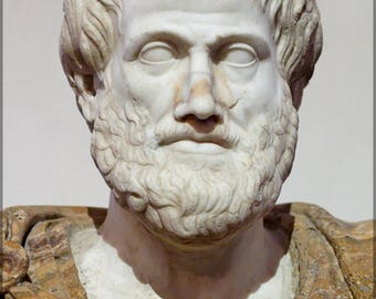 Poster, Many Sizes Available; Aristotle