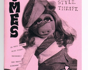 Thrifty Times 35 - A Zine about Thrifting