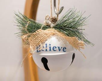 Personilized Believe Bell