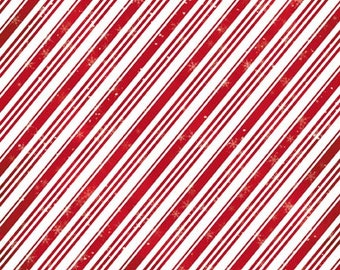 Candy Cane Print Instant Download