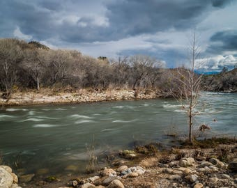 Kern River. Printable and available for instant download!