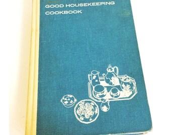 1963 Good Housekeeping Hardcover Cookbook